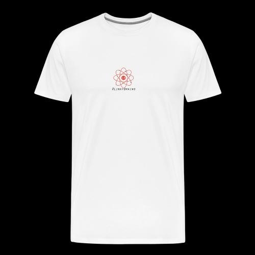 LinkyBrainsLogo2018 - Men's Premium T-Shirt