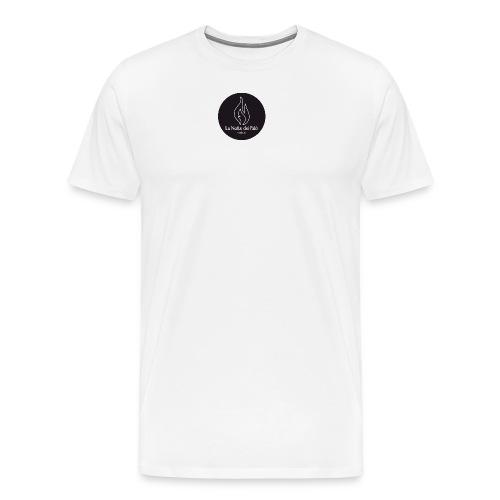 Logo Notte dei falo 3 - Maglietta Premium da uomo