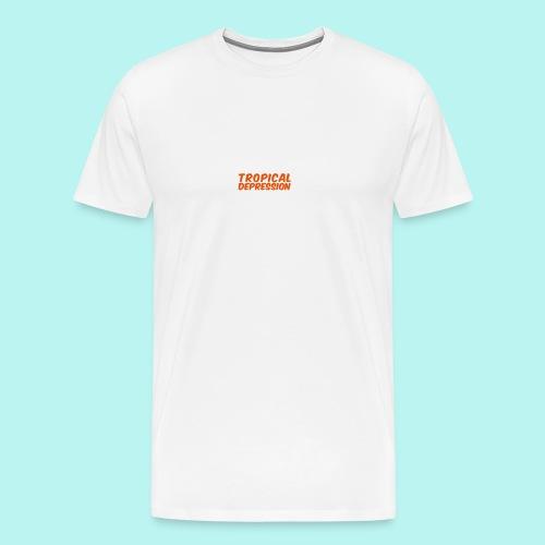 Tropical Depression - Männer Premium T-Shirt