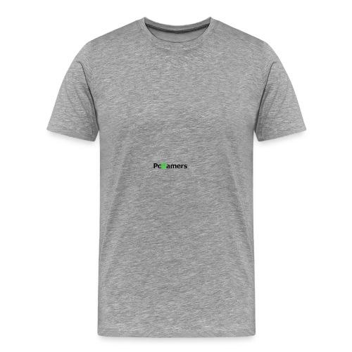 pcgamers-png - Maglietta Premium da uomo