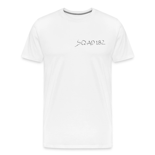 SQUAD 182 MERCH - Men's Premium T-Shirt