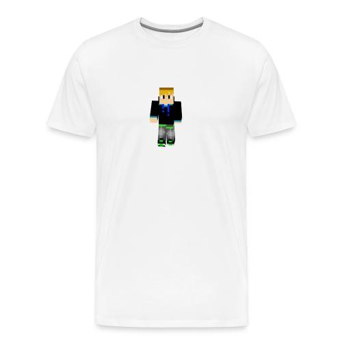 dominikplay 3D 2 png - Männer Premium T-Shirt