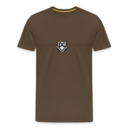 Doomgamer apple 6 / 6s plus hoesje - Mannen Premium T-shirt