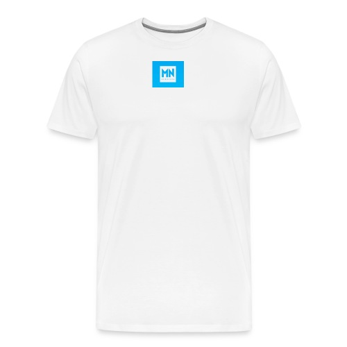 Monopoly box logo - Männer Premium T-Shirt