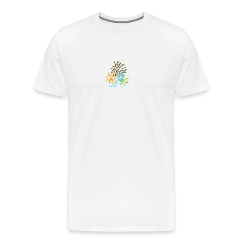 Projekt Drawing 16181297907341194931 - Premium-T-shirt herr