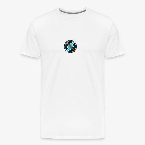 Electroneum - Basic - T-shirt Premium Homme