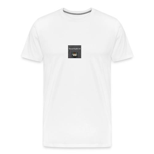 mint je - Herre premium T-shirt