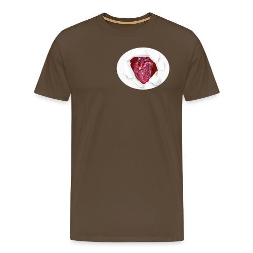 CUORE BATTICUORE - Maglietta Premium da uomo