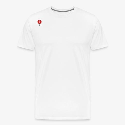TUFS - Herre premium T-shirt