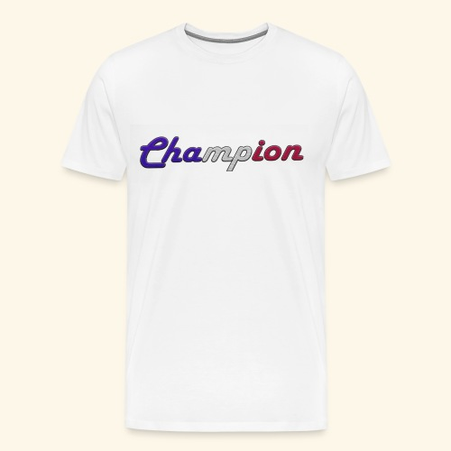 France champion - T-shirt Premium Homme