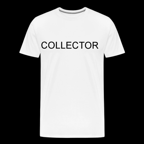 COLLECTOR - Mannen Premium T-shirt