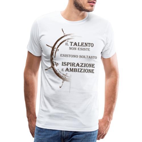 Ispirazione e Ambizione - Maglietta Premium da uomo