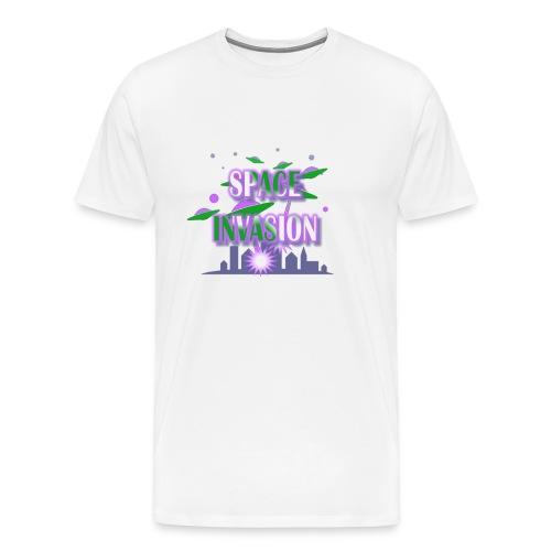 SPACEINVASION - T-shirt Premium Homme