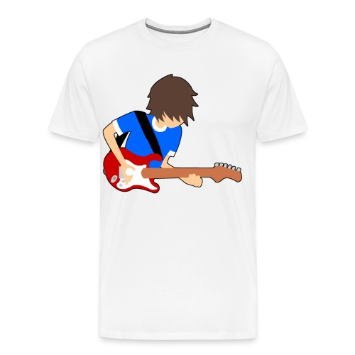 Guitar - Men's Premium T-Shirt
