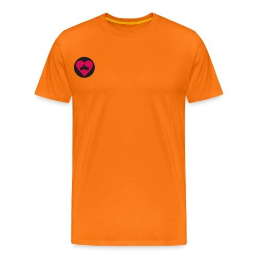 hås png - Premium-T-shirt herr