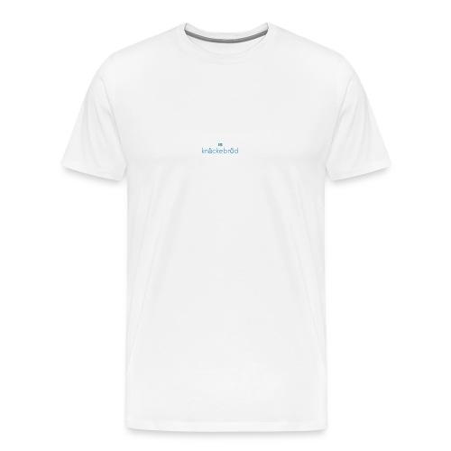 Zweeds detail - Mannen Premium T-shirt