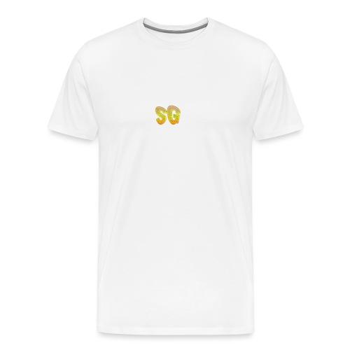 Cover S5 - Maglietta Premium da uomo