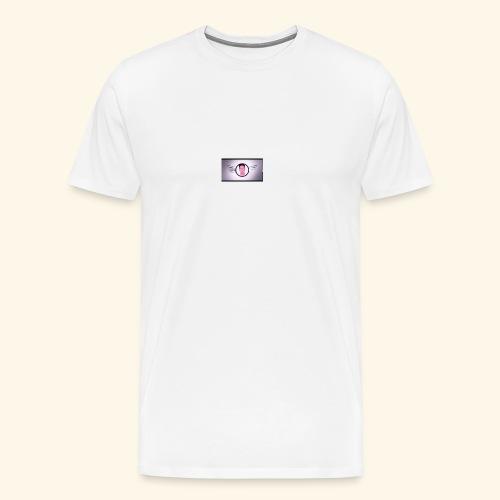Mascotte YouTube - T-shirt Premium Homme