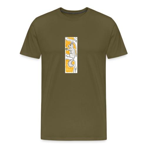 scoiattolo_alma_2015 - Maglietta Premium da uomo