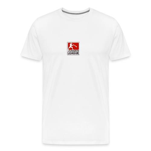 Jugger LigaLogo - Männer Premium T-Shirt