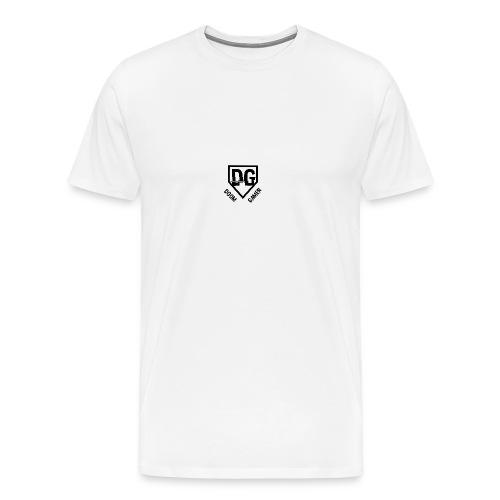Doomgamer Galaxy S4 - Mannen Premium T-shirt