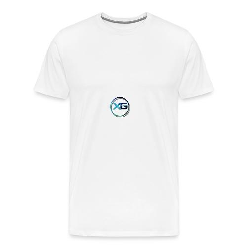 XG T-shirt - Mannen Premium T-shirt