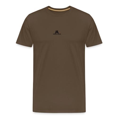 Magma Games 6/6s hoesje - Mannen Premium T-shirt