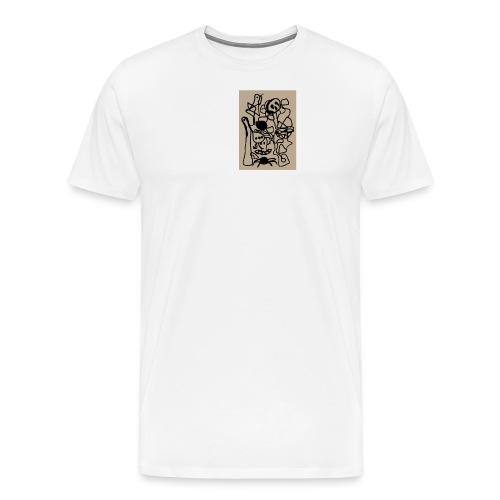 nightmare. - Men's Premium T-Shirt