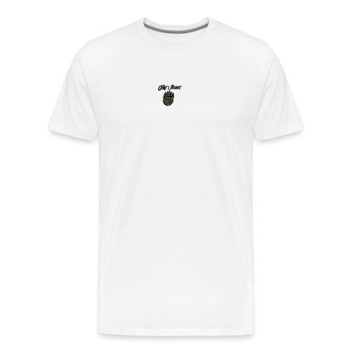 Iphone6 skal camo - Premium-T-shirt herr