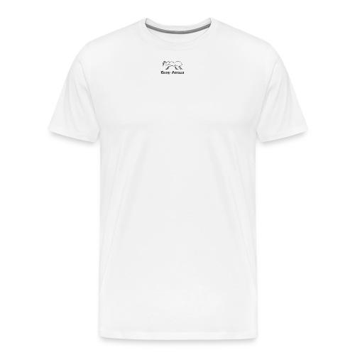ASB Beezy German - Männer Premium T-Shirt