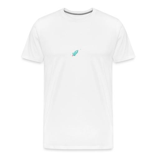present by Rocket - Männer Premium T-Shirt
