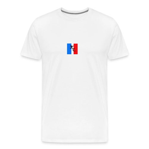 French togs logo - T-shirt Premium Homme