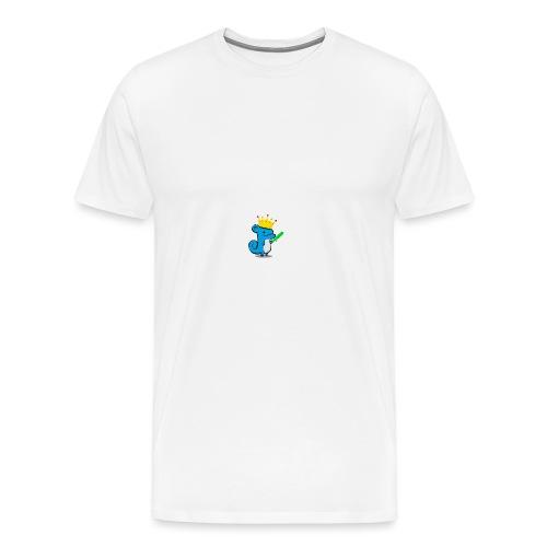 hybridefishy // 6/6s Cover - Premium T-skjorte for menn