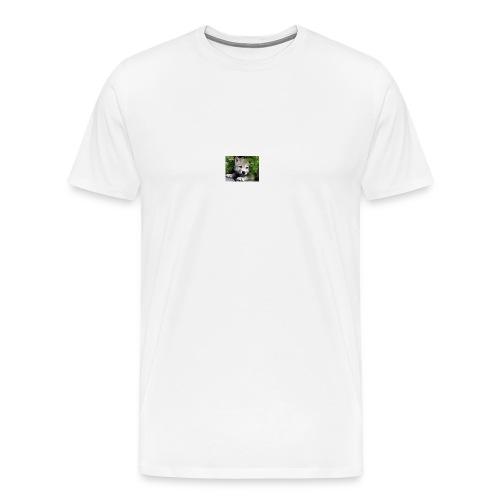 Predator Wolf - Men's Premium T-Shirt