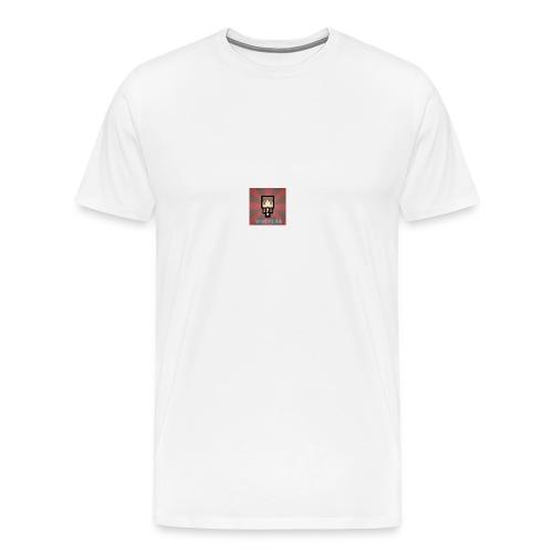 NorskGG - Premium T-skjorte for menn