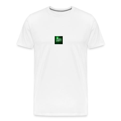 jgn_logo- - Mannen Premium T-shirt