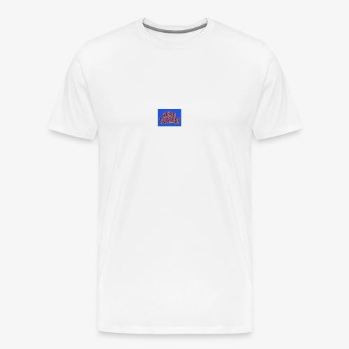 We're Fucked! - Men's Premium T-Shirt