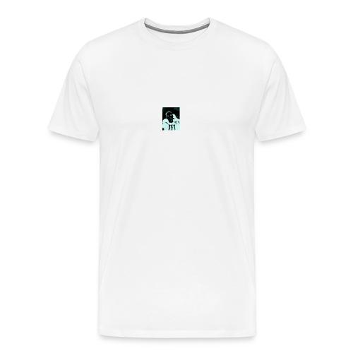 Mikkel sejerup Hansen cover - Herre premium T-shirt