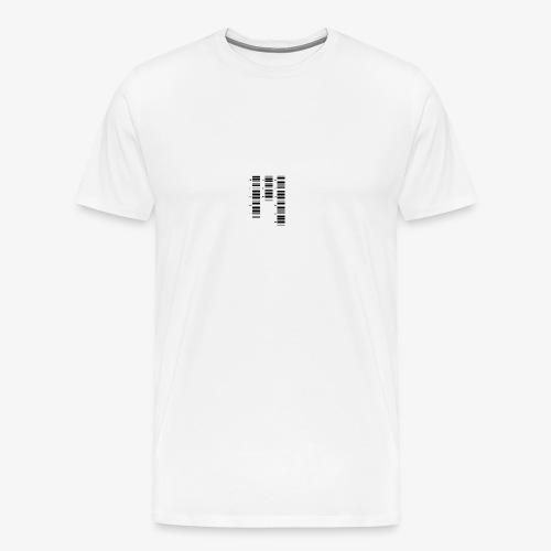 Inside The Music Mobilskal (IP 4/4s) - Premium-T-shirt herr