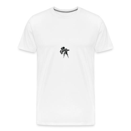 rangemasterg2cut png - Men's Premium T-Shirt