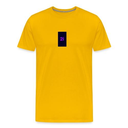2i - T-shirt Premium Homme