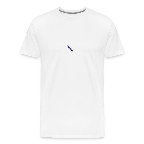 Tyvegods_iphone deksel 4/4s - Premium T-skjorte for menn
