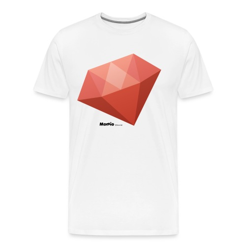 Diament - Koszulka męska Premium