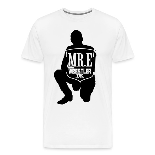 MR E T -shirt - Men's Premium T-Shirt