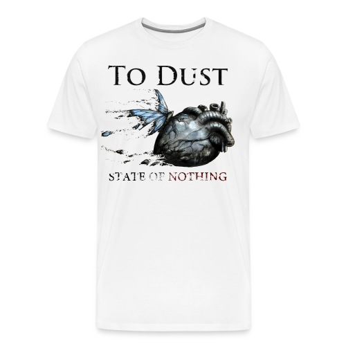 State of nothing - Premium-T-shirt herr