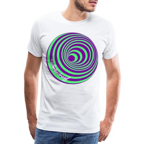 scheissKREISdrauf (#scheissdrauf) - Männer Premium T-Shirt