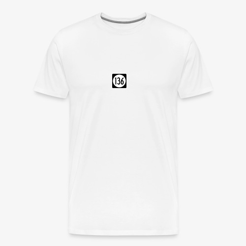 136 - Maglietta Premium da uomo