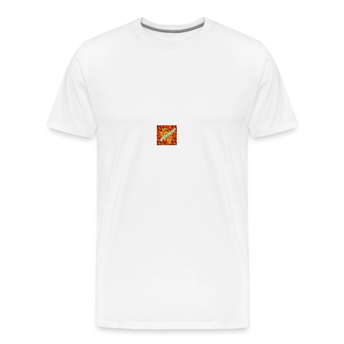 sverimasken2 - Premium-T-shirt herr