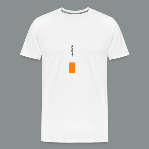 #WeSmoke - Maglietta Premium da uomo