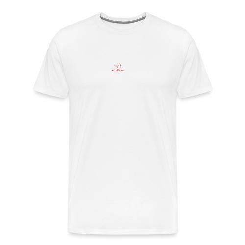 esc_logo - Maglietta Premium da uomo